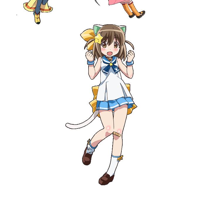 にゃ~たん | キャラクター | TVアニメ「えとたま」公式サイトの写真