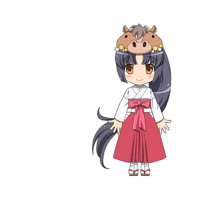 ウマたん | キャラクター | TVアニメ「えとたま」公式サイト